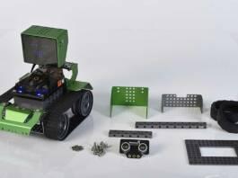 Presentaron tres nuevos robots educativos en Argentina: para qué sirven