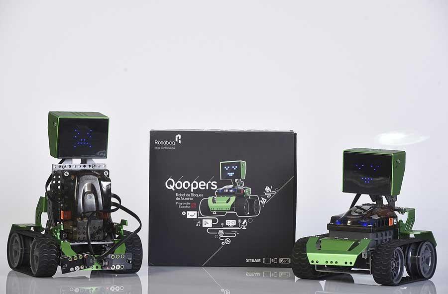 Robot Qoopers