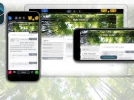 """Cómo crear una página web desde el celular o la PC con SimDif 2 y pagar un """"precio justo"""""""