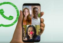 Videollamada grupal WhatsApp