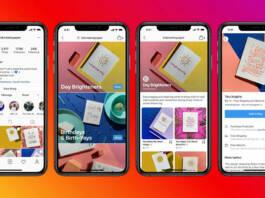 Facebook anunció Shops: tiendas online gratis para vender desde la red social e Instagram