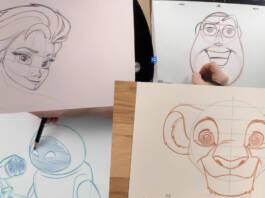 Disney presentó tutoriales para aprender a dibujar a sus personajes más icónicos