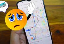 Voz Google Maps