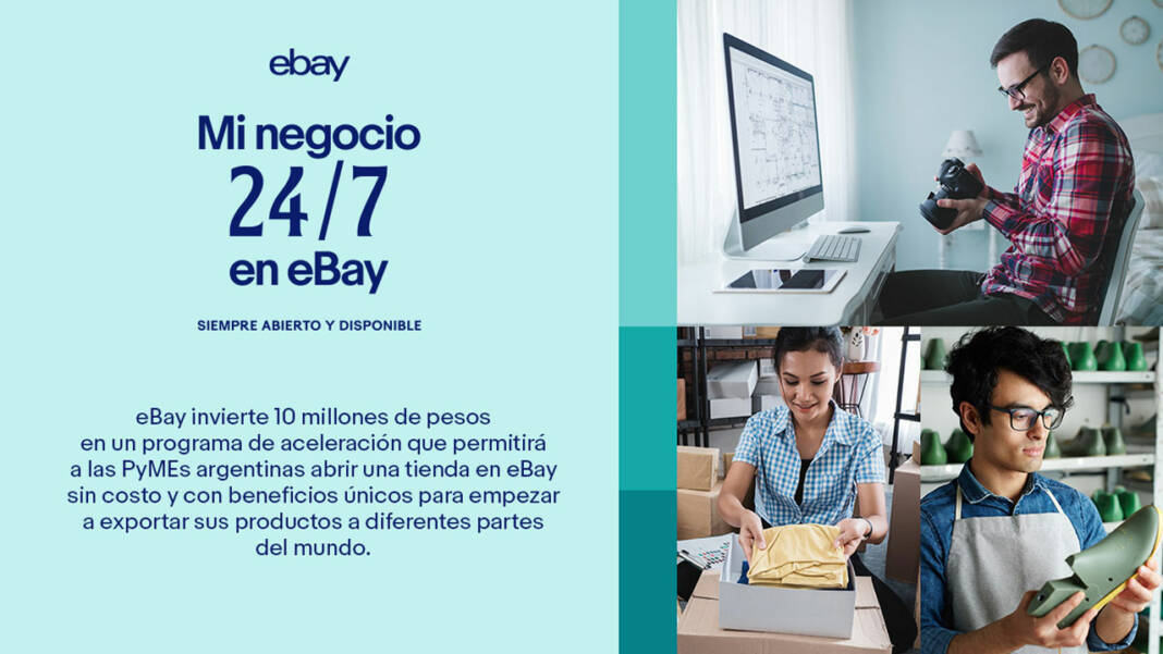 eBay exportar pymes