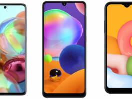 Samsung presentó en Argentina tres nuevos celulares, para cada tipo de bolsillo