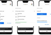 Google One copia de seguridad