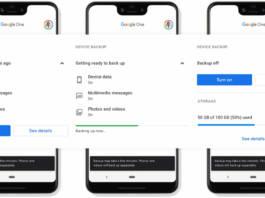 Google ofrece gratis su herramienta de copias de seguridad para el celular, pero hay que tener cuidado