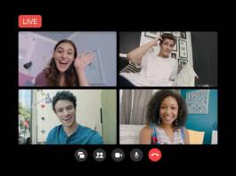 Las Salas de Messenger podrán hacer transmisiones en vivo de hasta 50 personas: más competencia para YouTube