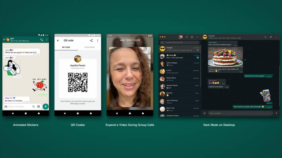WhatsApp código QR