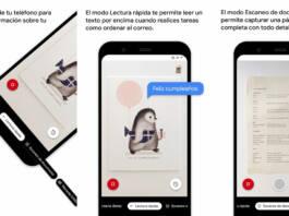 Google Lookout: ahora en español la app que usa la cámara del celular para ayudar a personas con discapacidad visual