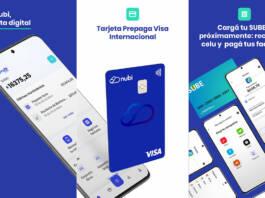 Nubi presentó Cuenta: billetera virtual asociada a una tarjeta Visa gratuita y con formato innovador