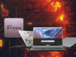 AMD toma por asalto el mundo de las Chromebook: hasta un 200% de rendimiento extra