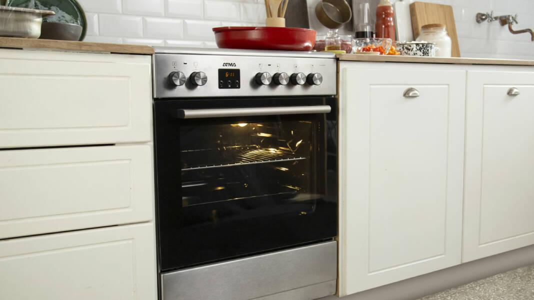 Cocina eléctrica Atma CCV060X