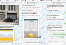 Denuncia mal estacionamiento celular Ciudad