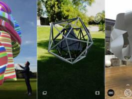 Llegó la era del museo digital: gracias a realidad aumentada, puede estar en el jardín de tu casa