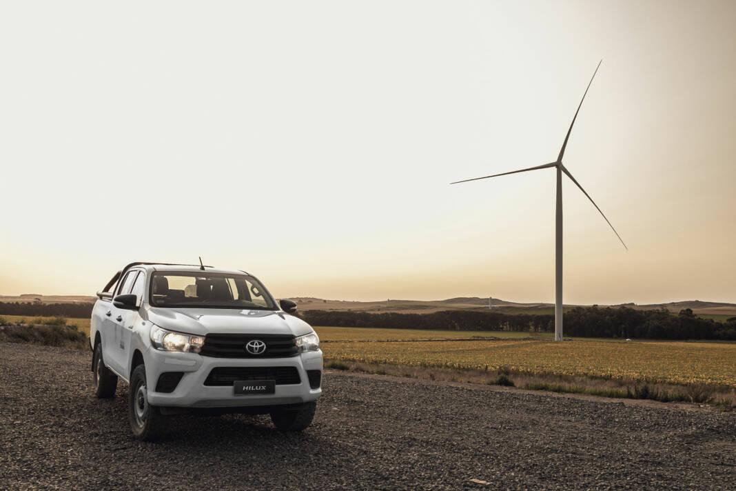 Toyota Argentina medioambiente