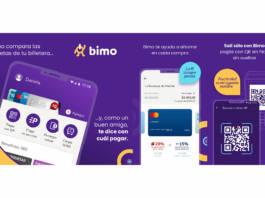 Billetera digital Bimo