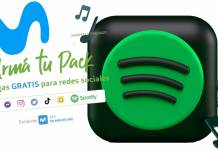 Spotify gratis Movistar