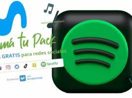 Spotify gratis en Movistar: así es el regreso de Armá tu pack