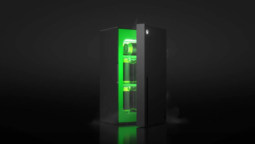Heladera Xbox